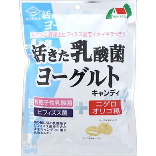 佐久间制果 活性乳酸菌酸奶糖果
