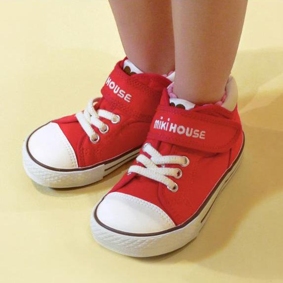 mikihouse m Logo童鞋