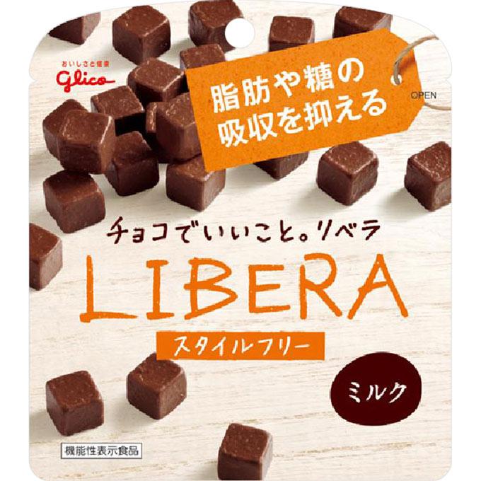 江崎固力果Libera 牛奶巧克力