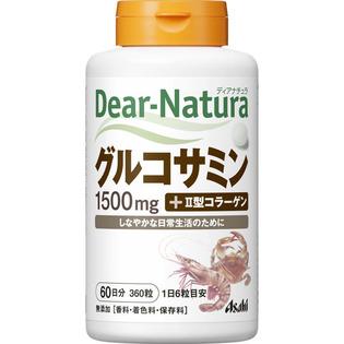 朝日 Dear - Naturn葡萄糖胺360粒