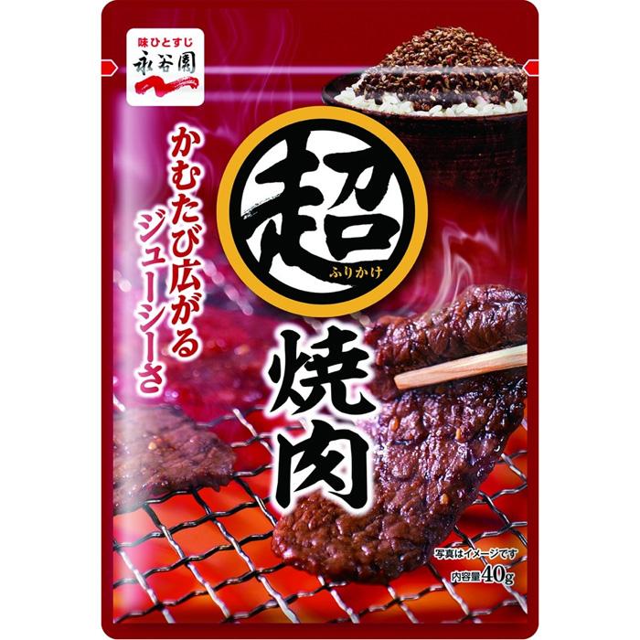 永谷园 超拌紫菜烤肉40g