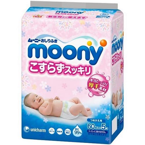 尤妮佳婴儿柔湿巾替换装