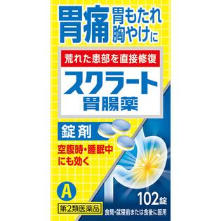 狮王 胃肠药片102片