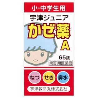 宇津救命丸儿童感冒药65片