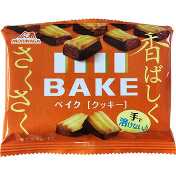 森永 巧克力曲奇饼干