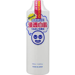 石泽研究所透明白肌净白亮白保湿化妆水