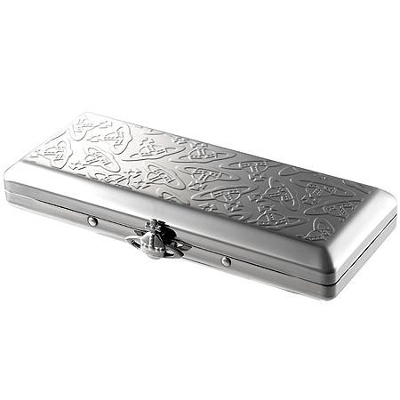 薇薇安 金属纤细ORB烟盒
