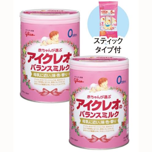 固力果一段奶粉800gx2