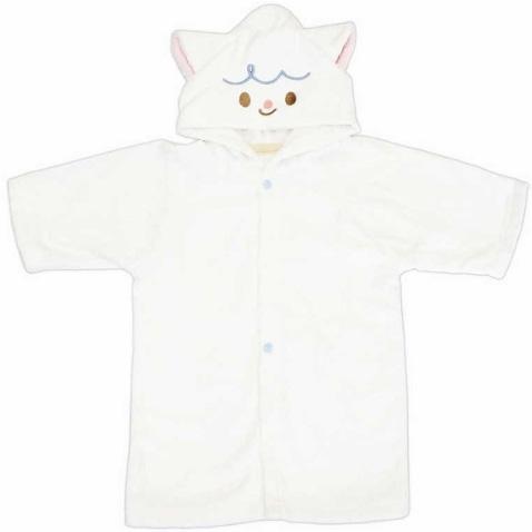 婴儿牧羊浴袍