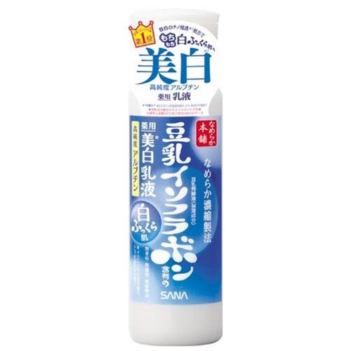 SANA豆乳药用美白乳液150ml