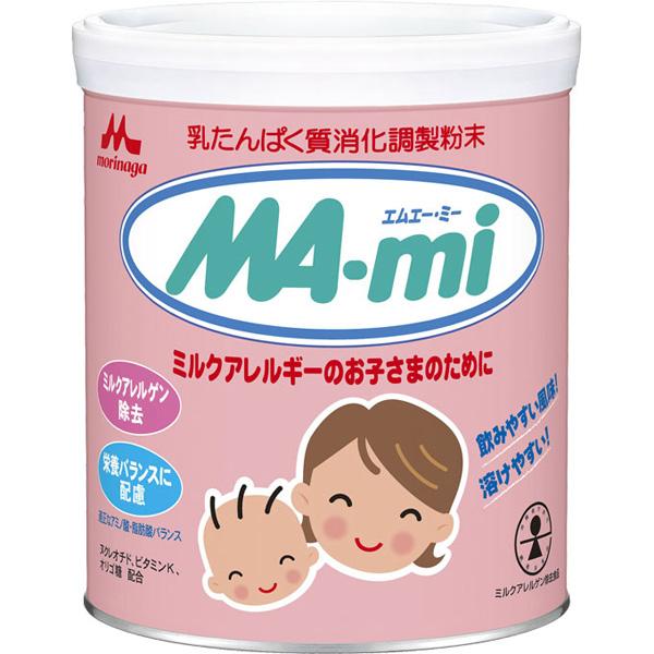 森永 适度水解奶粉ma-mi 抗过敏无乳蛋白婴儿奶粉