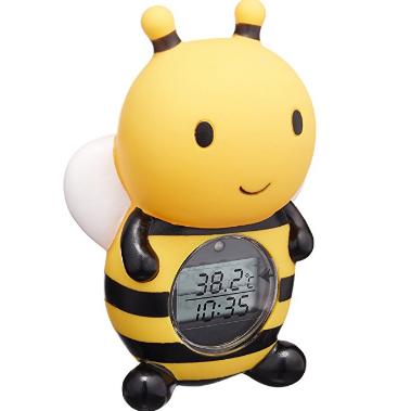 小蜜蜂温度计