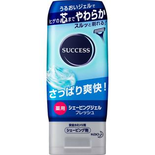 花王SUCCESS男士剃须啫喱 薄荷清爽型