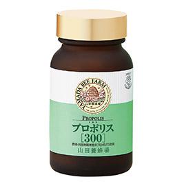 山田养蜂场 高含量天然蜂胶软胶囊 瓶装