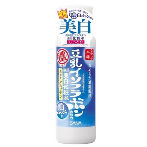 SANA豆乳药用美白化妆水200ml滋润型