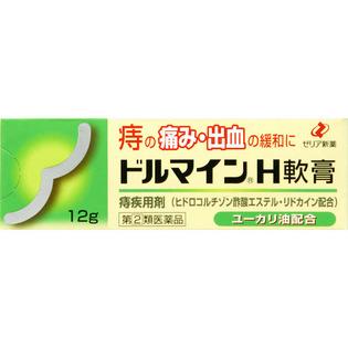 新药工业 痔疮治疗H软膏12g