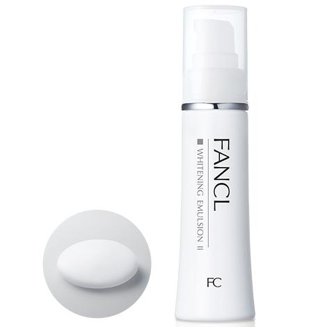 FANCL 美白祛斑乳液滋润型