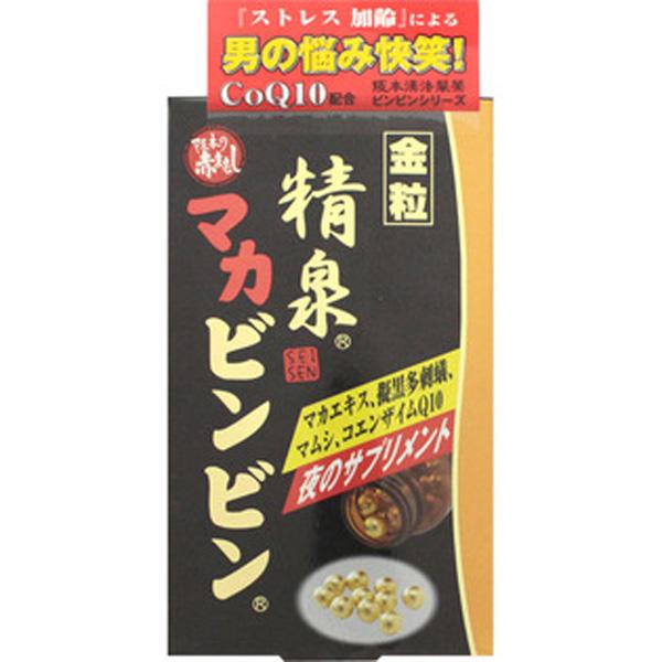 金粒精泉 玛卡精华