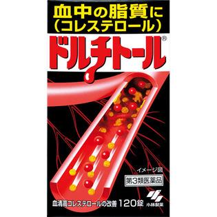 小林制药胆固醇改善药120粒