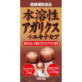 Miyama汉方制药 水溶性姬松茸360粒