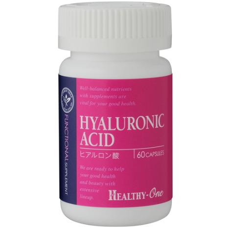 healthy-one 透明质玻尿酸 60粒