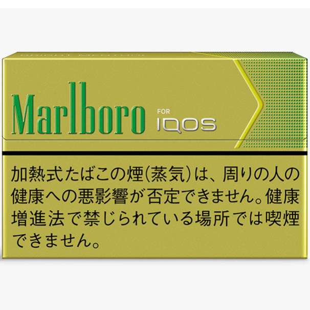 IQOS BRIGHT MENTHOL  烟弹不能保证百分之百到手