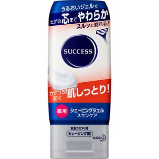 花王SUCCESS男士剃须啫喱 温和保湿型