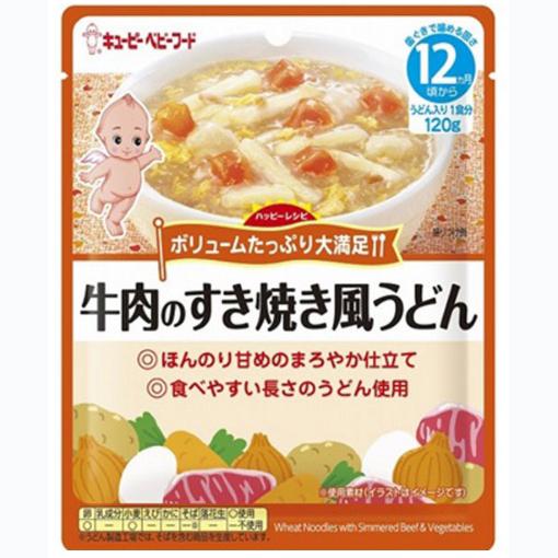 丘比婴儿宝宝营养辅食牛肉火锅风味