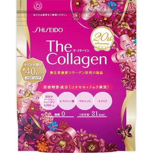 资生堂the collagen高美活胶原蛋白粉増量装