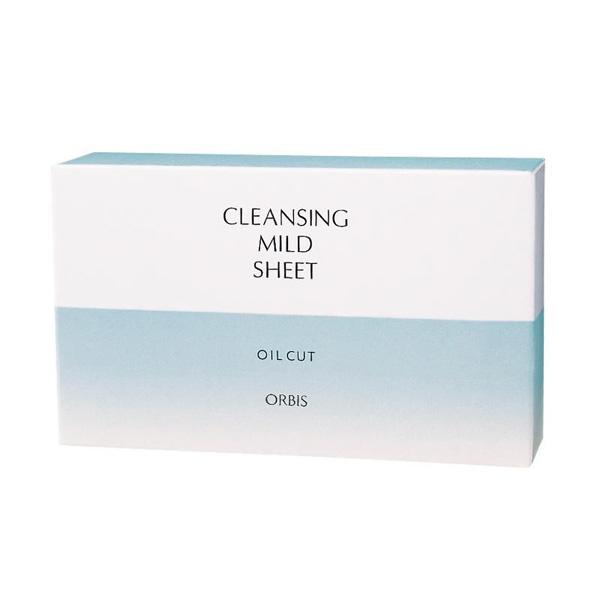 ORBIS奥蜜思 纯净柔和卸妆湿巾