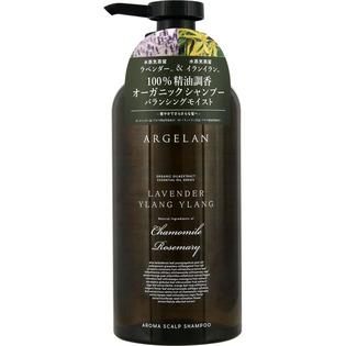 Argelan 精油调香洗发水/护发素