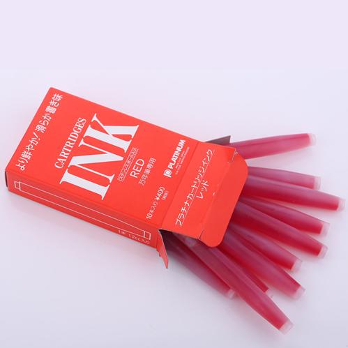 万年钢笔替换芯SPSQ-400红色