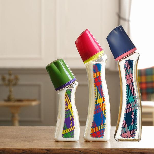 Betta 智能系列 S3-Tartan PPSU奶瓶