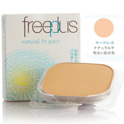 freeplus芙丽芳丝自然柔适粉饼自然色-C