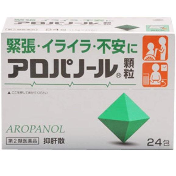 全药工业 抑肝散颗粒24包