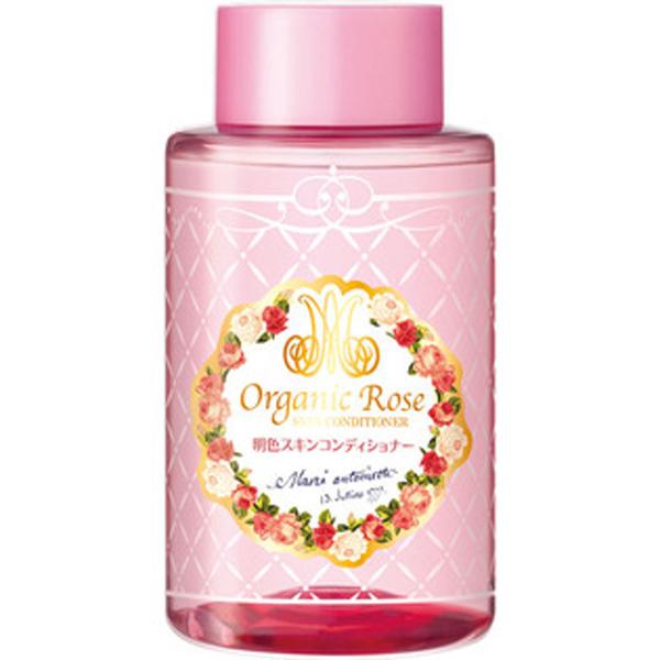 明色Organic Rose有机玫瑰薏仁收敛调理化妆水