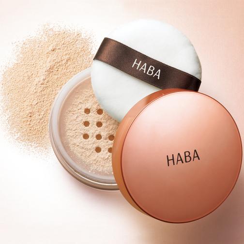 HABA 定妆粉/蜜粉