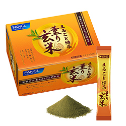 FANCL 玄米粉末绿茶味