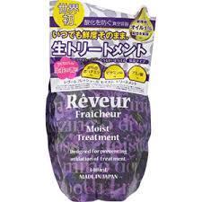 Reveur 无硅护发素340ml替换装紫色