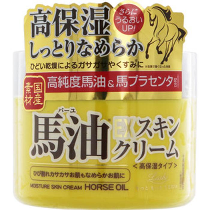 Loshi 北海道马油高保湿护肤乳霜