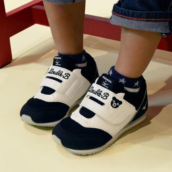mikihouse 美津浓合作童鞋