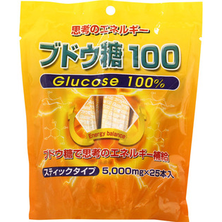ミヤマ汉方制药 葡萄糖100