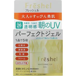 嘉娜宝 肤蕊UV美白保湿防晒啫喱5效合1面霜