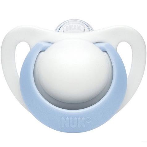 NUK新世代安抚奶嘴2.0 天才M 6个月~18个月