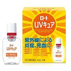 乐敦 防止紫外线UV伤害眼药水