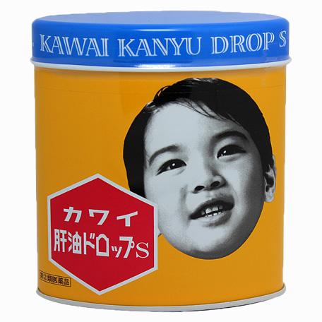 卡哇伊肝油钙片300粒