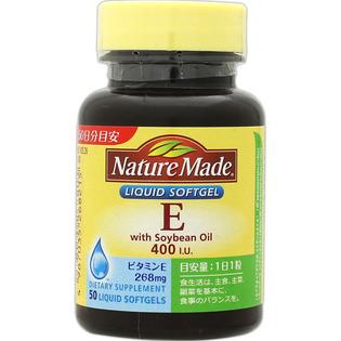 大塚NATURE MADE维生素E400 50粒