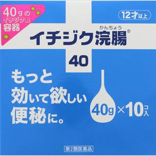 一郎灌肠40便秘药40gx10