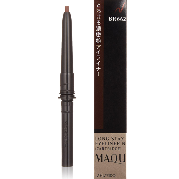 MAQuillAGE心机彩妆持久防水眼线笔替换芯BR662