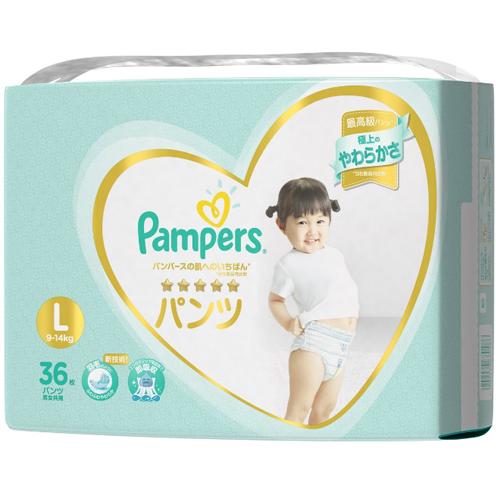 一级帮宝适 裤式纸尿裤 L
